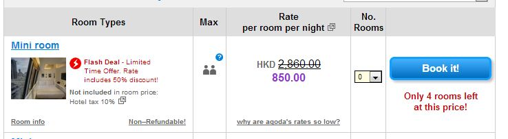 Cheap but Mediocre Hotel - Review of Royal View Hotel