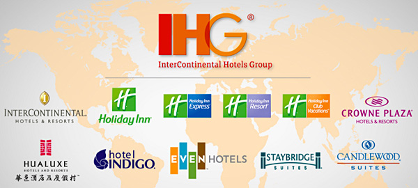 Ihg Hotel Brands Overview
