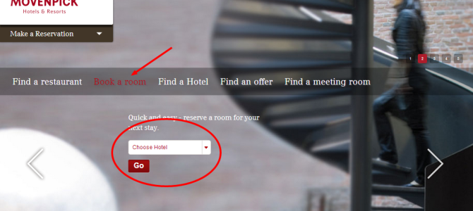 Mövenpick Hotels 40% off Promo code – Valid until March 31, 2014 (Act Quick)