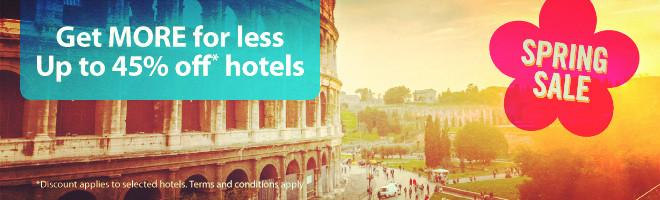UK hotels discount Update: Ebooker 10% off promotion code (Valid until 30 June 2014)