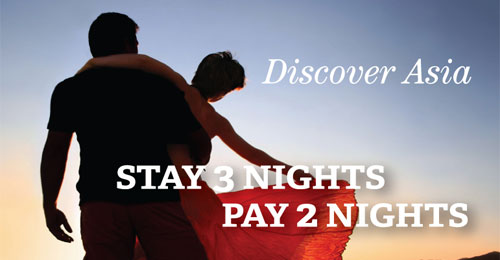 Best Western Pay 2 Stay 3 nights – Valid until December 2014.
