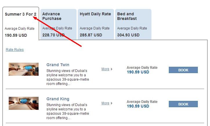 Dubai hotel discount coupon