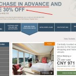 Hilton Asia Pacific 30% off Sales (China, Hong Kong and Macau)  – Valid until 31 July
