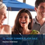 Hilton America Houston hotel 72-hour flash sale – Rate from $99