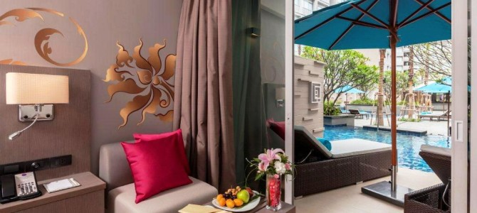 [Master list] Phuket Patong Hotels with Pool Access Rooms