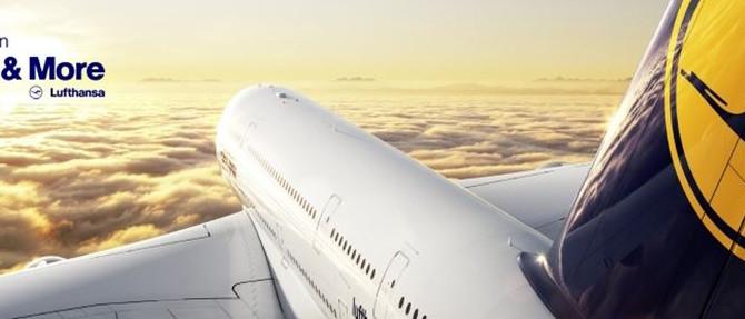 Free 1,000 Lufthansa Miles&More Miles