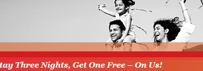 IHG Promo: Stay 3 nights in India and Nepal and get 1 free night for any IHG hotel worldwide. (Register required)