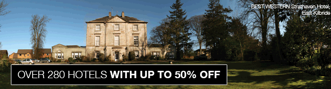 Best Western UK Winter Sale: Amazing up to 50% off all hotels sale!