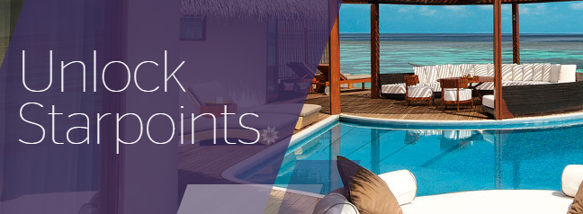 Maximize your credit card rewards series: Earn extra 500 bonus Starpoints with American Express