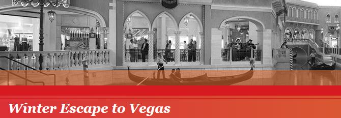 "IHG ""Winter Escape to Vegas"" Promo: Earn 4,000 bonus points for a two-night sta"