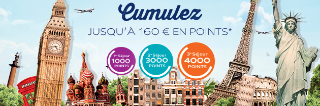 Le Club Accorhotels bonus points: Get extra 1,000 points after 1 stay and maximum 8,000 points after 3 stays(Worth EUR160 or 4,000 asia miles)