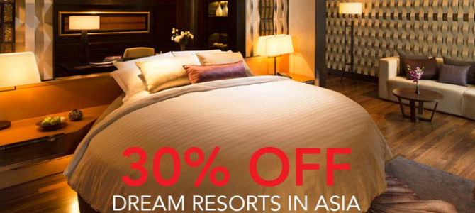 Hilton and Conrad Southeast Asia resorts 30% off – Book by 23, 2015