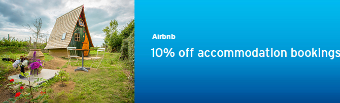 2015 Airbnb 10% off discount code – Valid until December 31, 2015