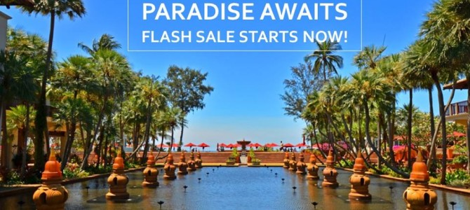 JW Marriott Phuket Flash Sale – Up to 50% off for stay before December 18, 2015
