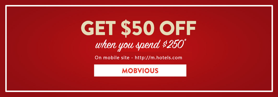 Hotel discount coupon books