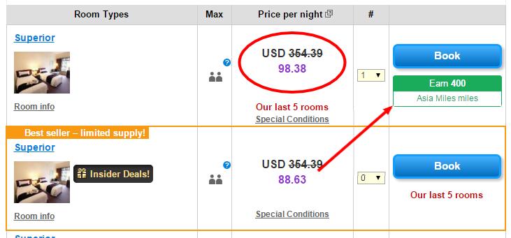 Prudential Hotel Hong Kong  Hong Kong  Agoda.com