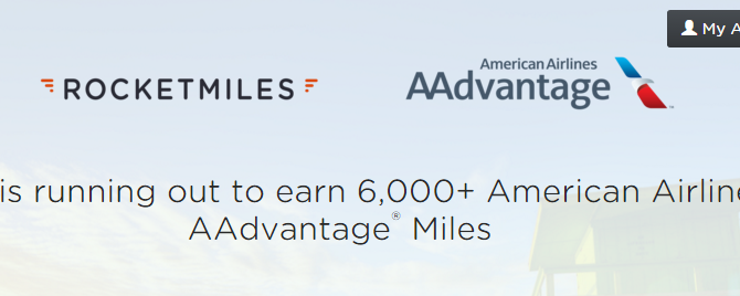 Earn at least 6,000 American Airlines miles when you make your booking before January 31, 2016