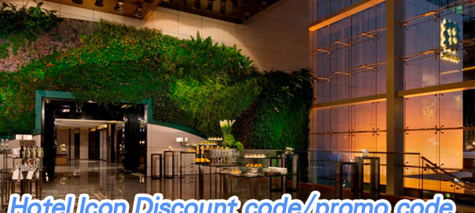 Hotel Icon hotel Hong Kong Extra 5% off discount code (Tested can use)